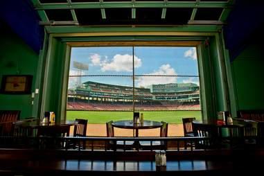 Bleacher Bar Best bars near Fenway Boston