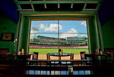 Bleacher Bar Best bars near Fenway Boston