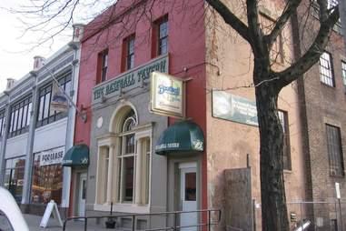 Baseball Tavern Best bars near Fenway Boston