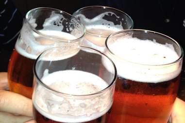 Boston Beer Works Best bars near Fenway Boston