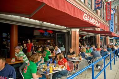 Game On! Best bars near Fenway Boston