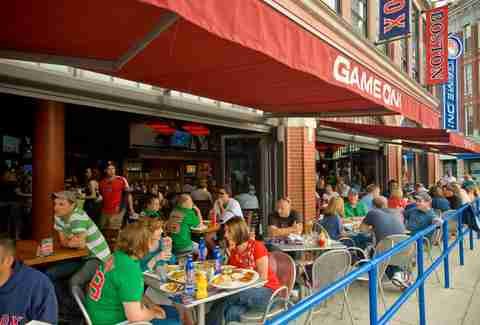 Game On! Best bars near Fenway Boston