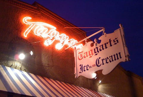 Taggarts Ice Cream