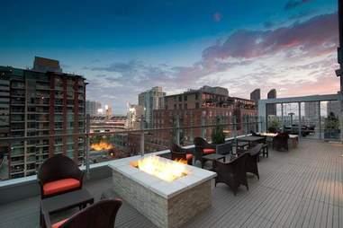 Level 9 Rooftop Bar & Lounge Petco bars