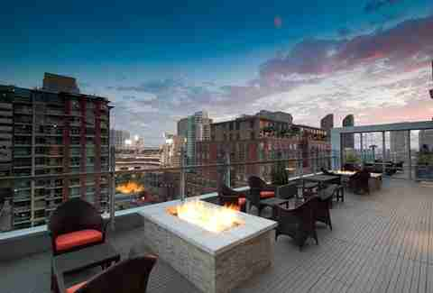 Level 9 Rooftop Bar & Lounge Petco bars