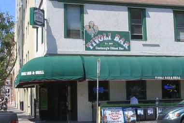 Tivoli Bar & Grill Petco bars