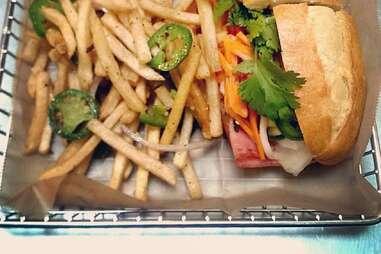 Bun Mee Fries