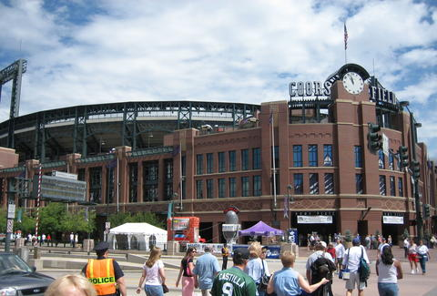 Best bars near Coors Field DEN