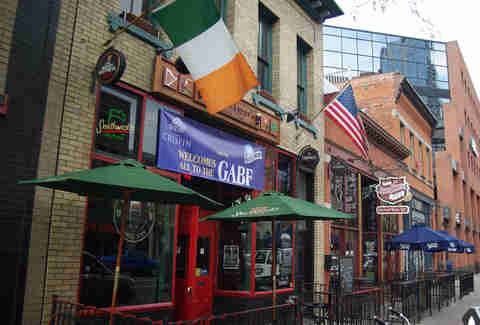 Nallen's Irish Pub Best bars near Coors Field DEN