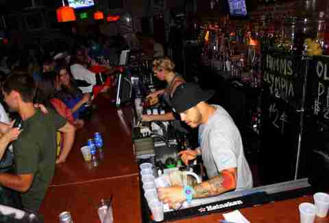 The Retro Room Best bars near Coors Field DEN