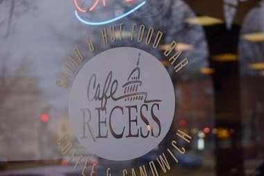 cafe recess