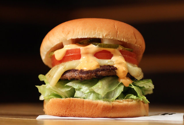 This is M Burger\'s entire super-secret menu