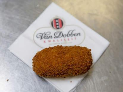 Eetsalon Van Dobben Amsterdam