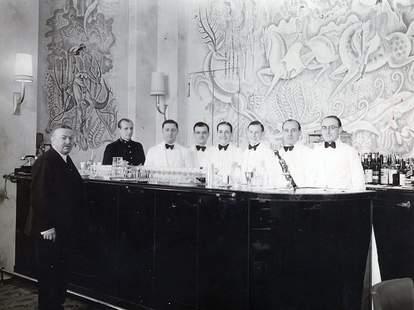 1930s bartenders ritz
