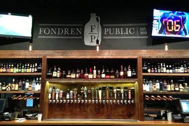 fondren public beer
