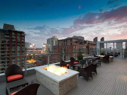 Level 9 Rooftop Bar & Lounge SD