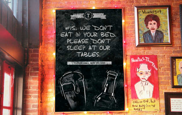The 29 best house rules from bars across America