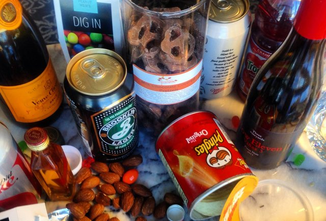 Drink the entire hotel mini-bar for… $30!?!?