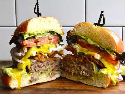 Under the radar burgers DC