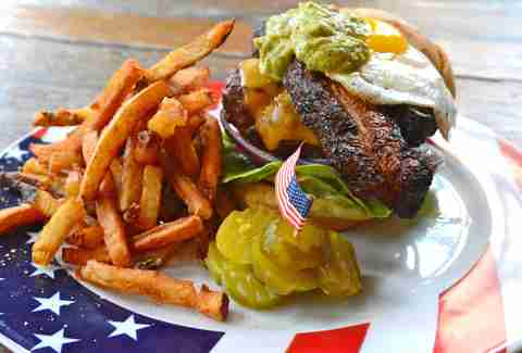 Old Glory Under the radar burgers DC