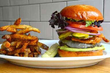 DGS Delicatessen Under the radar burgers DC