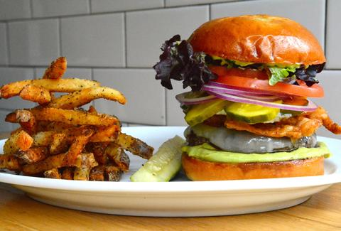 DGS Delicatessen Under the radar burgers DC
