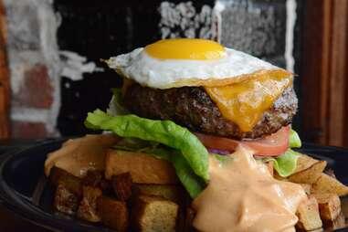 Shaw's Tavern Under the radar burgers DC