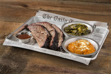 Old Crow Smokehouse brisket