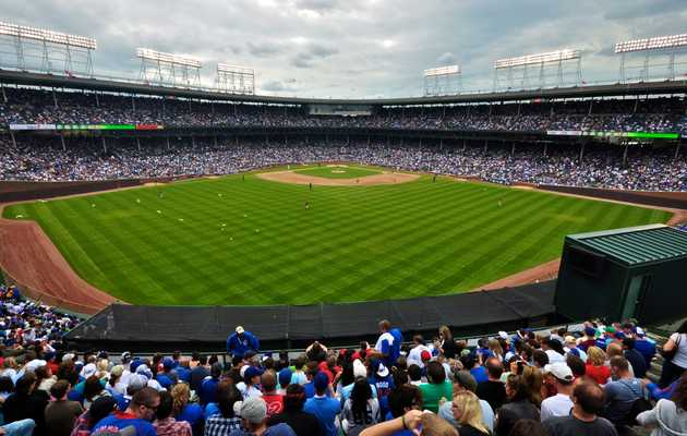 5 spots to hit before the Cubs' home opener