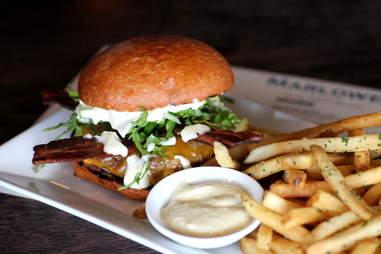 Marlowe Burger Mmmmmm