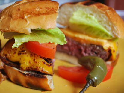 Under the radar burgers DAL