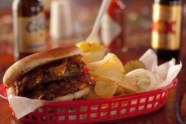 Stroker's Ice House Under the radar burgers DAL