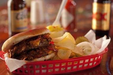 Stroker's Ice House Under the radar burgers DAL