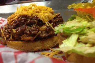 Mixed Up Burgers Under the radar burgers DAL