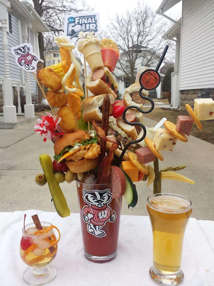 Badgers Bloody Mary