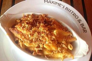 Mac and Cheese Maxine's Bistro Miami Beach