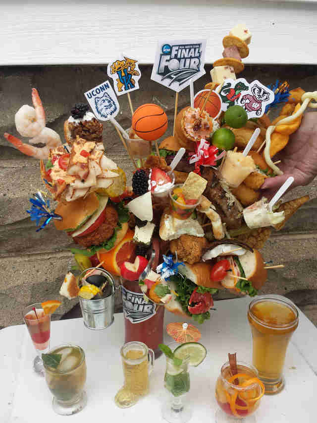 Final Four Bloody Marys