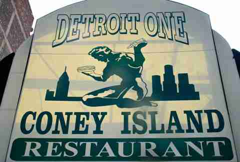 Detroit One Coney Island Best Coneys DET