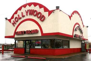 Hollywood Coney Island Best Coneys DET