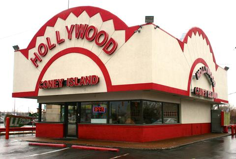 Hollywood Coney Island Best Coneys DET