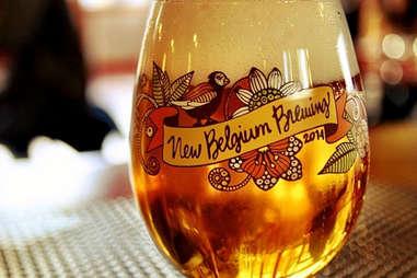 New Belgium Brewing Company Best Breweries DEN