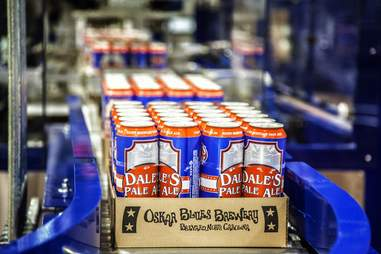 Oskar Blues Brewery Best Breweries DEN