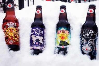 Left Hand Brewing Co. Best Breweries DEN