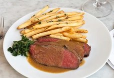 L'Assiette Steak Frites