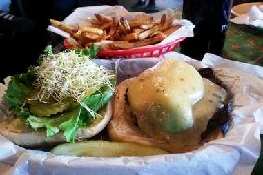 Freddie's Place Under the radar burgers ATX