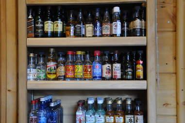 Alice's mini bottles