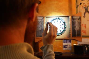 The Dubliner darts