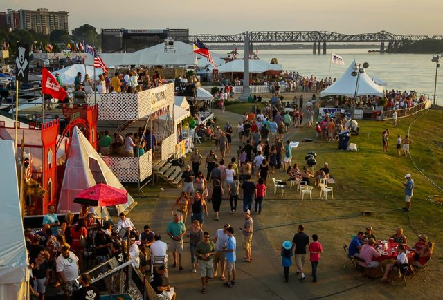 The top 10 BBQ festivals and competitions in the country