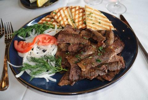 Basils Greek Dining Chicago