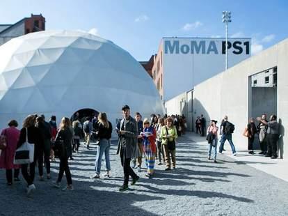 MoMA PS1 NYC